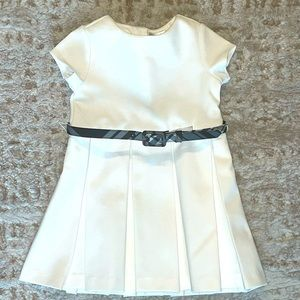 Ralph Lauren Polo Pleated Belt Dress